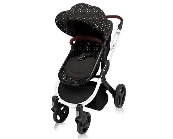 Бебешка количка Dotty 2в1 с трансформираща се седалка